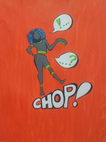CHOP! | 2018